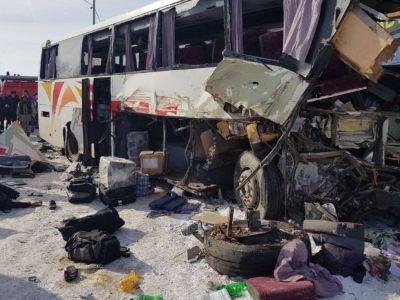 Հայտնի են դարձել վթարի ենթարկված Երևան-Մոսկվա ավտոբուսի տուժ....