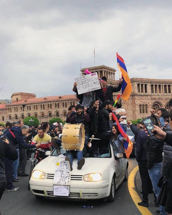 "The Economist признал Армению ""Страной года"""