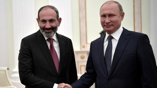 У нас с Путиным сложились честные, прямые отношения: Никол Пашинян
