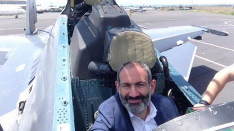 Visit Armenia and find yourself․ Nikol Pashinyan's note