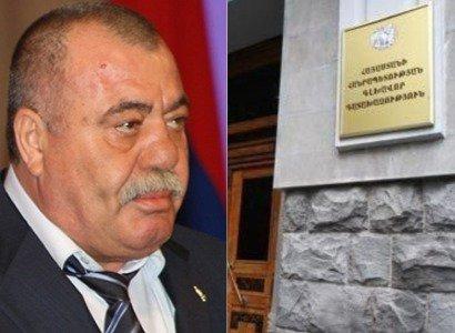Մանվել Գրիգորյանը զրկվել է պատվավոր քաղաքացու կոչումից