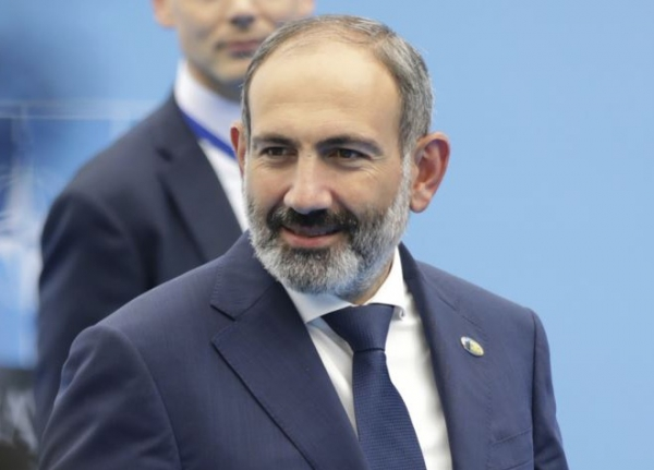 Никол Пашинян- Политик года 2018