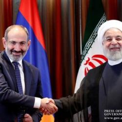 Հասան Ռոհանին Նիկոլ Փաշինյանին հրավիրել է Իրան