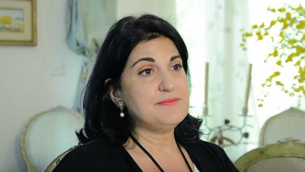 Երբ օդանավն իջավ Երևանում՝ սկսեցի լացել...Նինա Հովնանյան